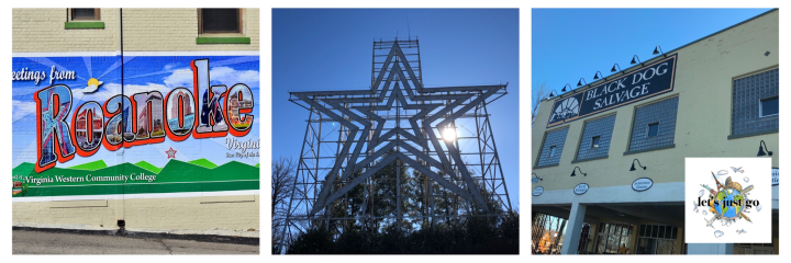 Roanoke, Virginia; A Winter Weekend Getaway To The Star City