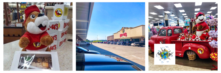 Road Trip Travels; A Stop atBuc-ee's